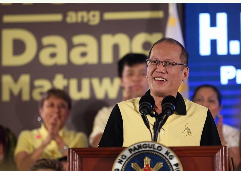 """President Benigno """"Noynoy"""" Aquino III (Malacañang Photo Bureau)"""
