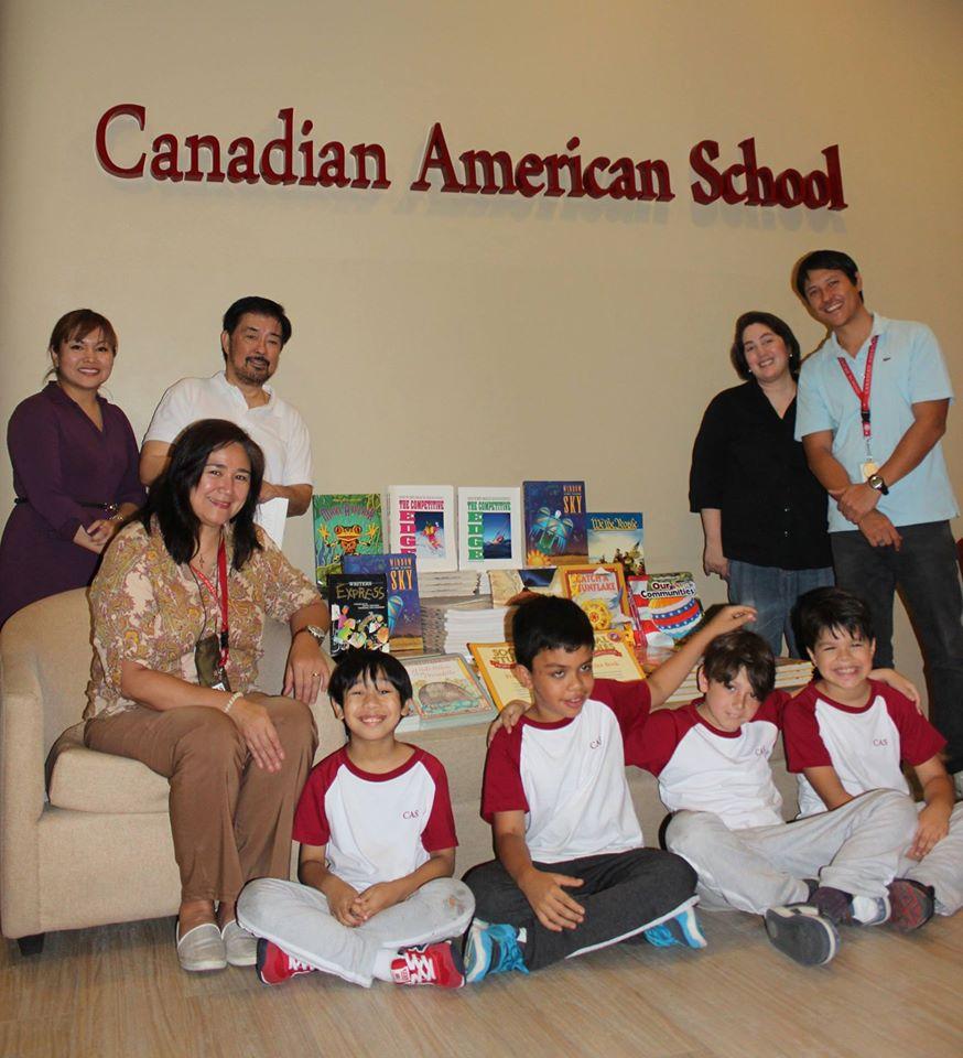 Canadian American School Inc. (Facebook)