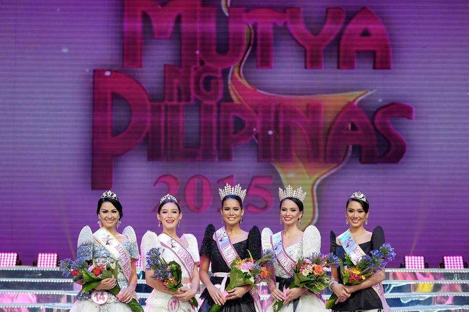 Photo from Mutya ng Pilipinas' Facebook page)