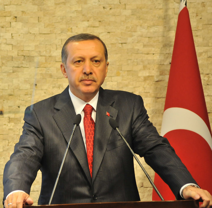 Turkish President Recep Tayyip Erdogan (Photo form Erdogan's official Facebook page)