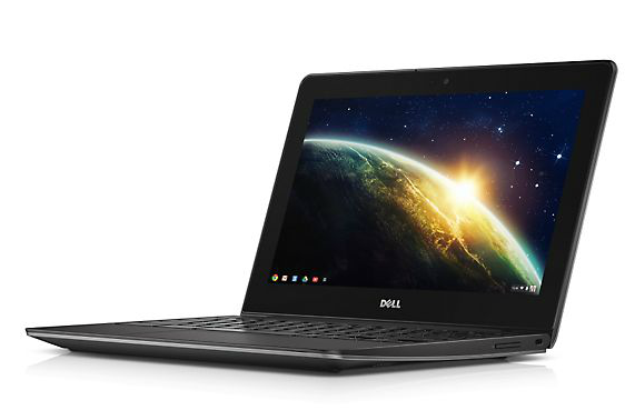 Dell Chromebook (photo from Dell)