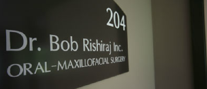 (Photo from the Kamloops Oral and Maxillofacial Surgery Center)