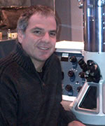 Dr. Gary Kobinger (Photo from the Kansas City Area Life Sciences Institute)