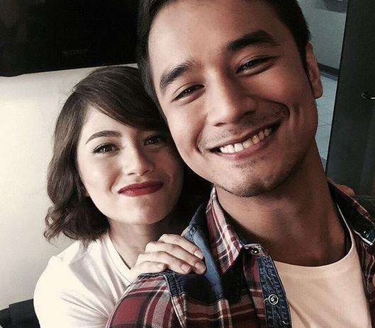 Kapamilya actor JM de Guzman with girlfriend Jessy Mendiola (Photo from JM's Instagram account)