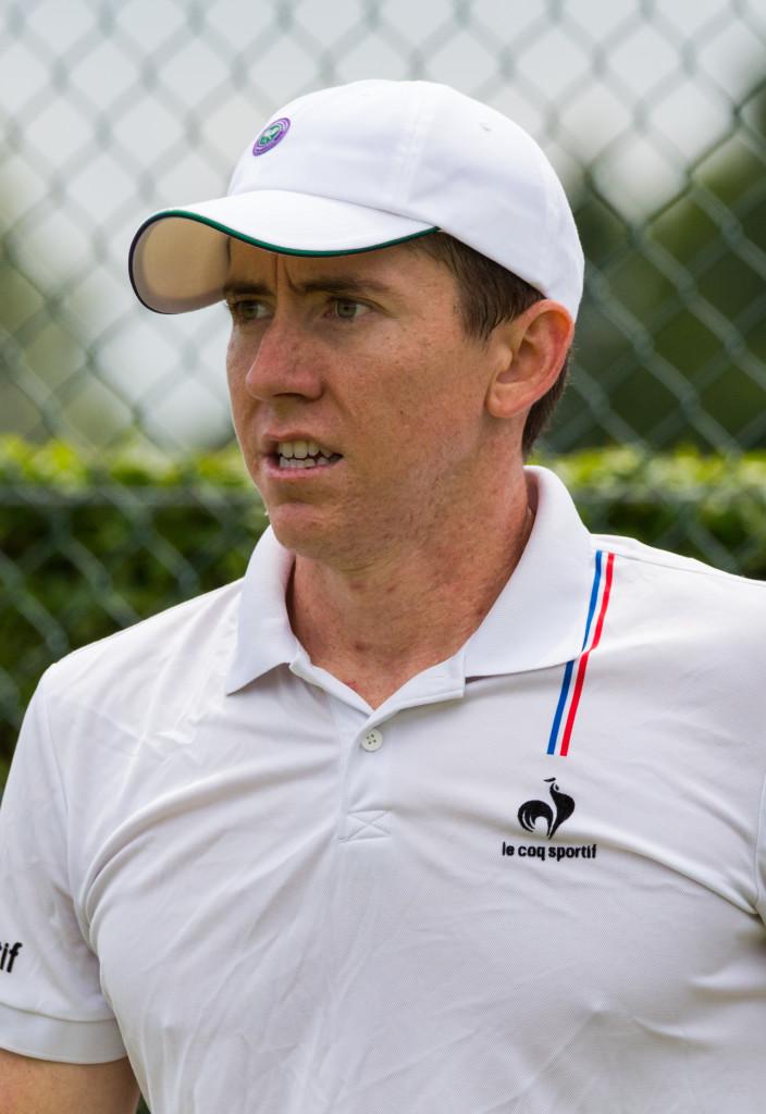 John-Patrick Smith (Photo from Wikipedia/David Iliff)