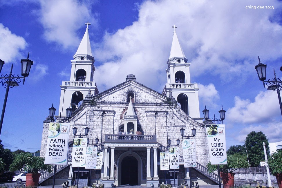 Jaro Cathedral in Iloilo (Ching Dee / PCI)