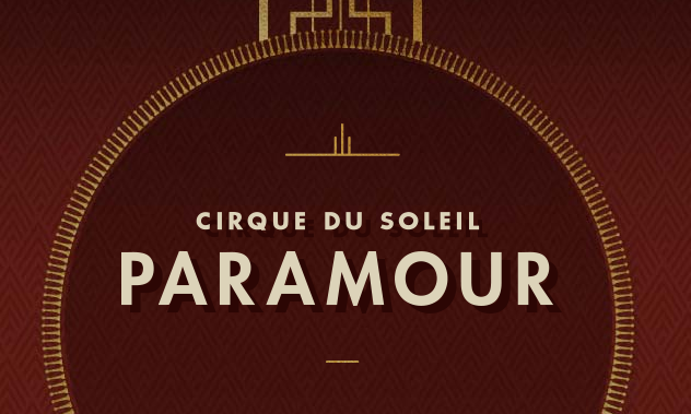 """Paramour,"" a Cirque du Soleil show created specifically for Broadway. (Photo from Cirque du Soleil)"