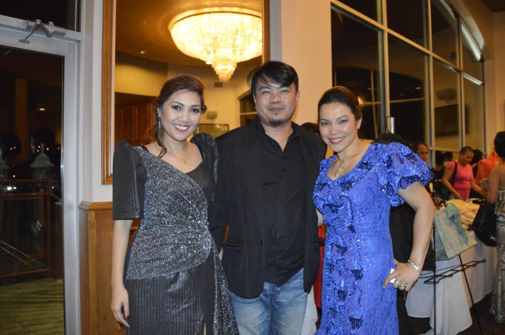 'Tela' Benjie Manuel & organizers