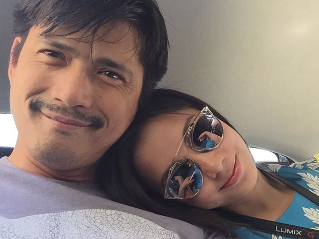 Robin Padilla and wife Mariel Rodriguez (Photo from Mariel's official Instagram account)