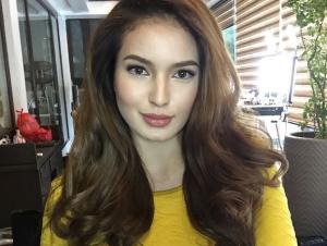 Actress-model Sarah Lahbati (Photo from Lahbati's official Instagram account)