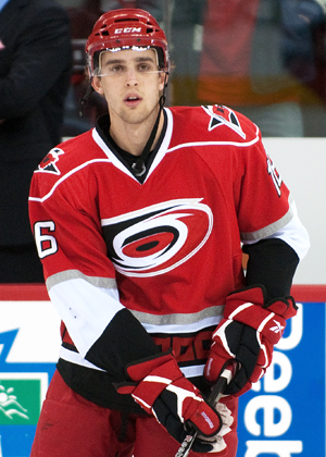 Brandon Sutter (Photo from Jamie Kellner/Wikipedia)