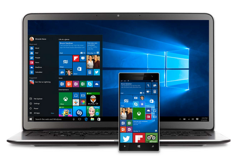 Windows 10 (Screengrab from Microsoft)