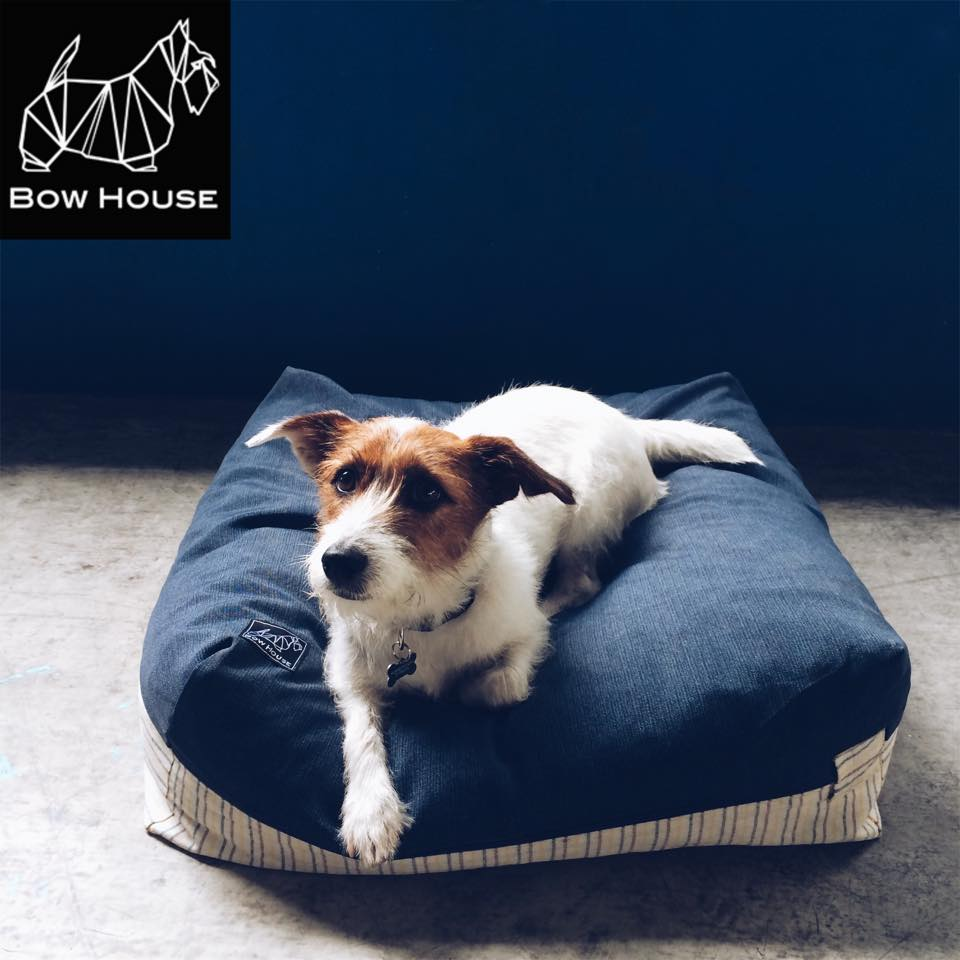 #AmbassadogPH: Comfort fit for man's best friend--thanks to this Muttress from Bow House.