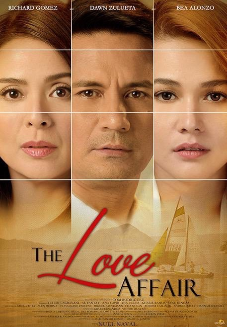 """The Love Affair"" movie poster"