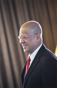 San Miguel Corp. (SMC) chief executive officer and president Ramon Ang (Photo from SMC)