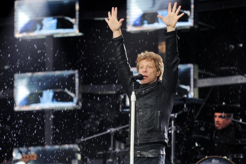 Rock 'n Roll legend Jon Bon Jovi (Yakub88 / Shutterstock)