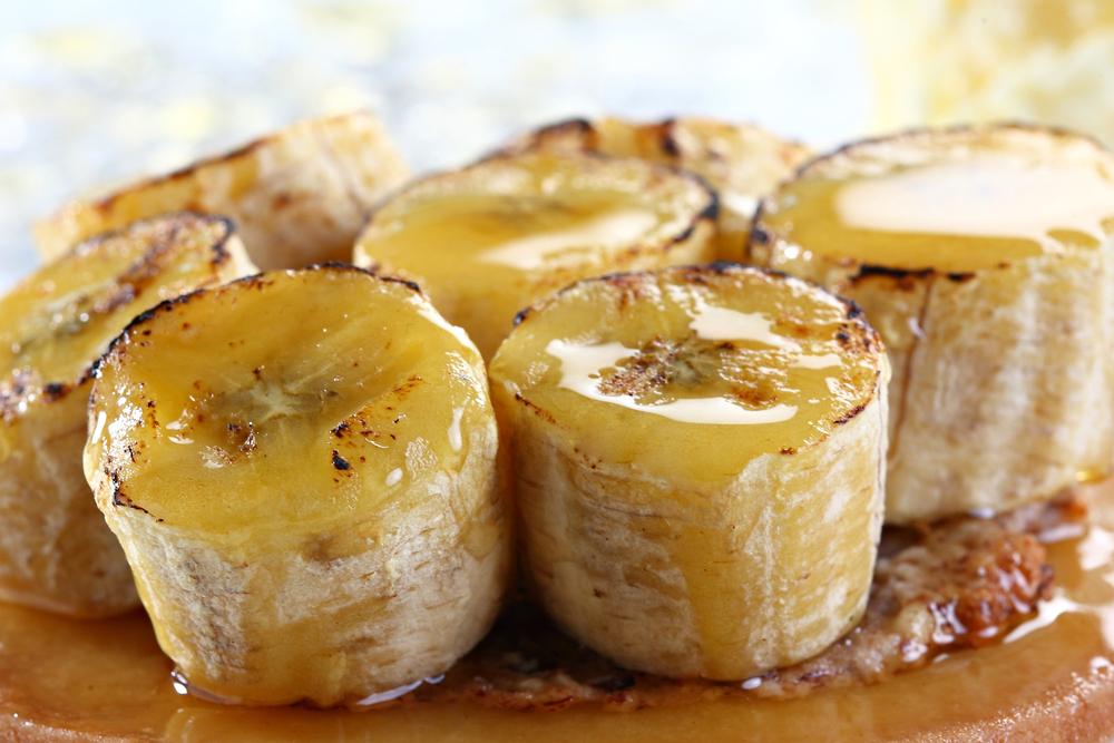caramelized bananas (shutterstock)