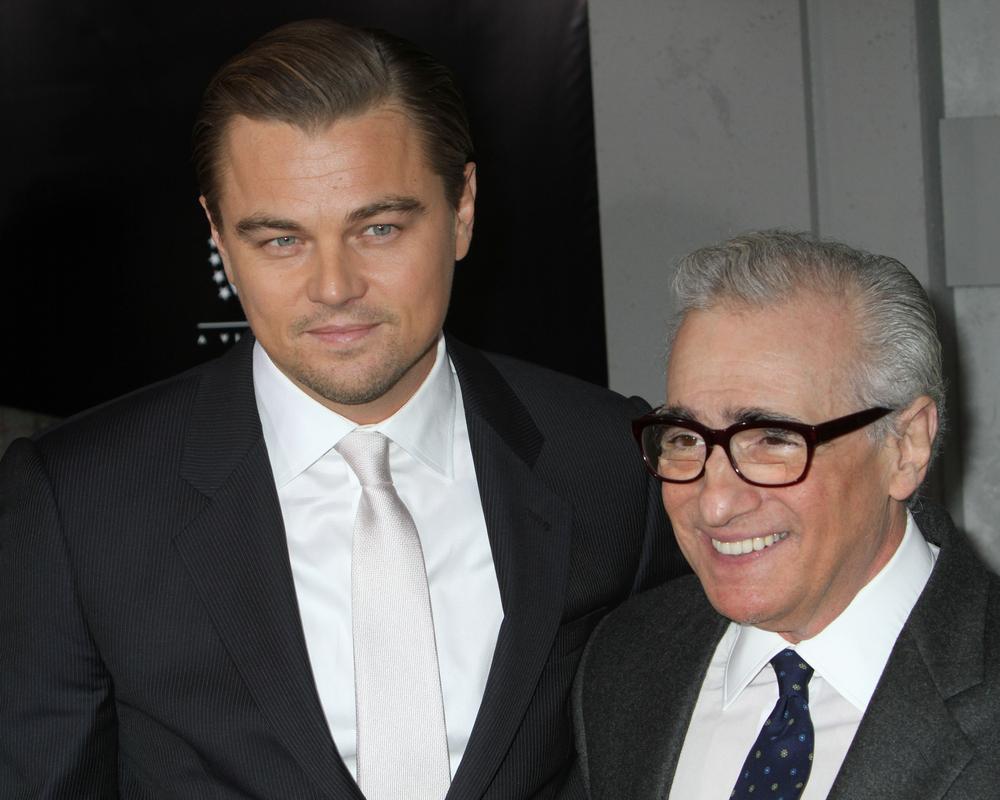 Leonardo DiCaprio and Martin Scorsese (JStone / Shutterstock)