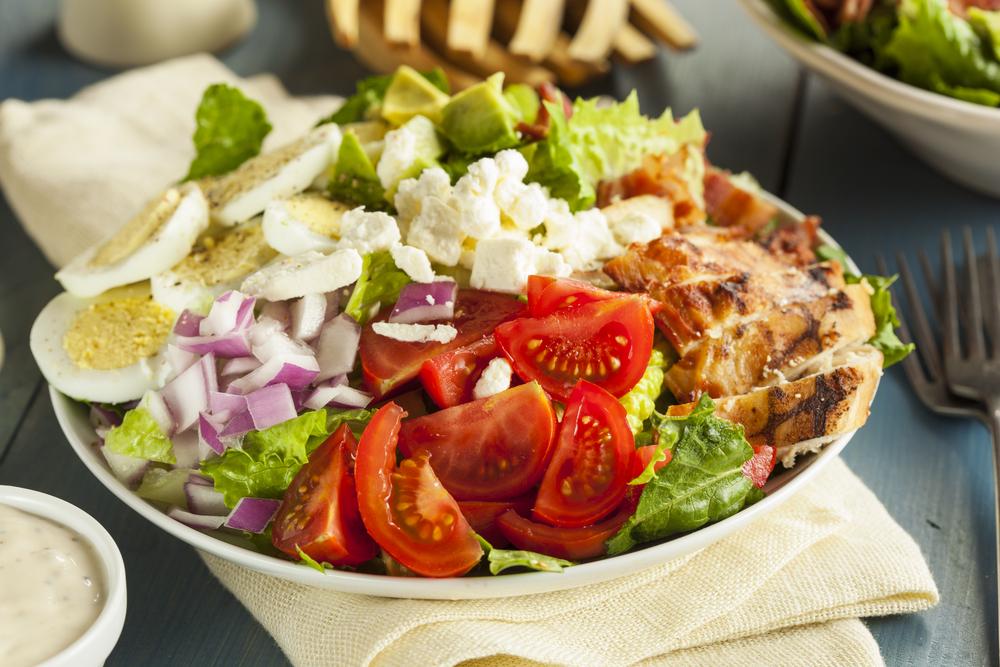 Cobb Salad (Shutterstock)