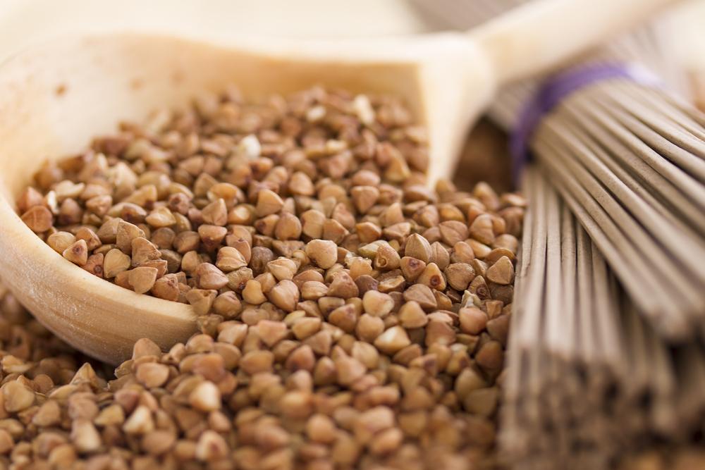 Buckwheat (Shutterstock)