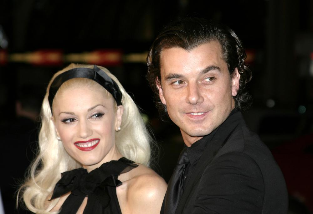 Gwen Stefani and Gavin Rossdale (Tinseltown / Shutterstock)