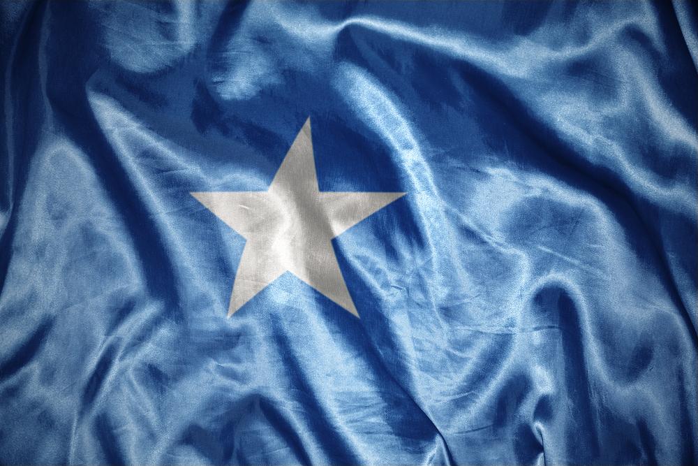 Flag of Somalia (Shutterstock)