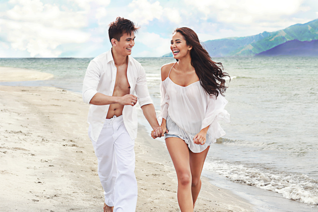 Another delightful pairing is set to sizzle on screen as Kapuso prime artists Megan Young and Tom Rodriguez team up in one of GMA Network's highly anticipated programs this 2015—Marimar.