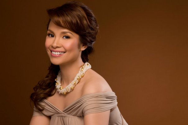 Lea Salonga (Photo from Salonga's official Facebook page)