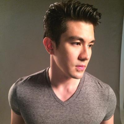 Luis  Manzano (Photo from Luis' official Twitter account)