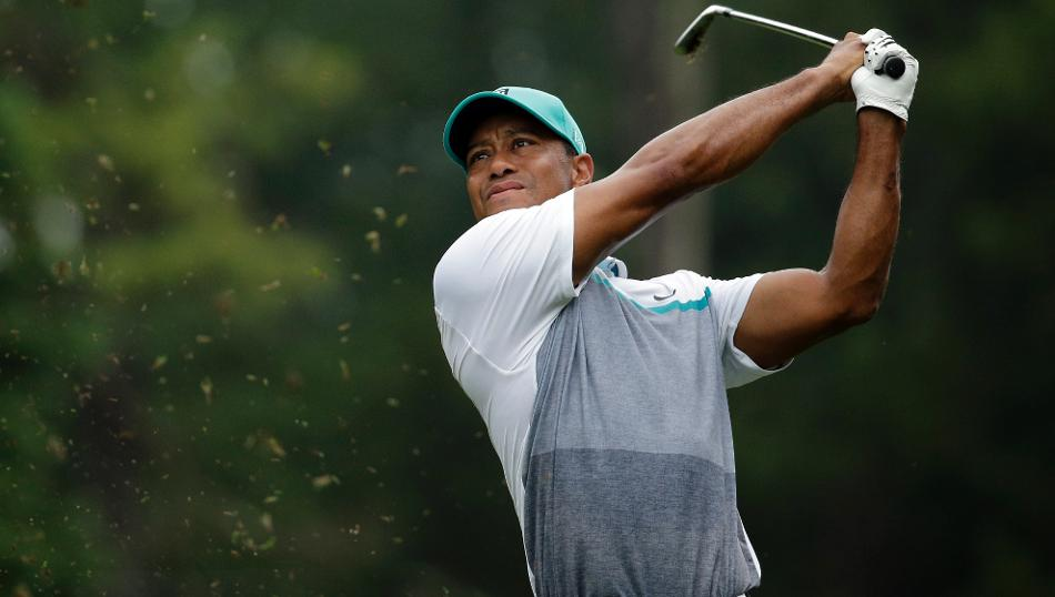 After a successful back surgery, Tiger Woods hopes to return to the PGA tour in early 2016. (Photo from Woods' official website)