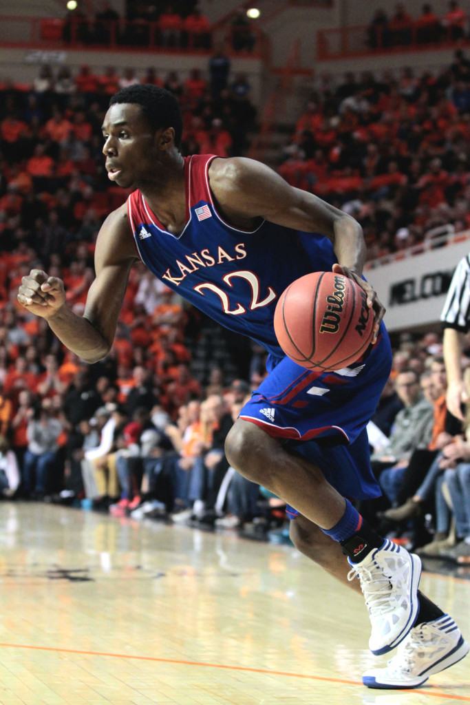 Andrew Wiggins (Photo from Wikipedia/Brent Burford)