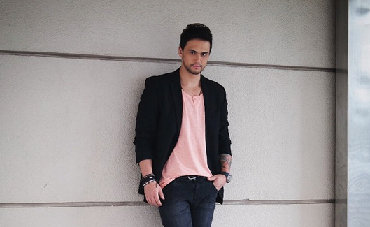 Billy Crawford (Photo from Crawford's official Instagram account)