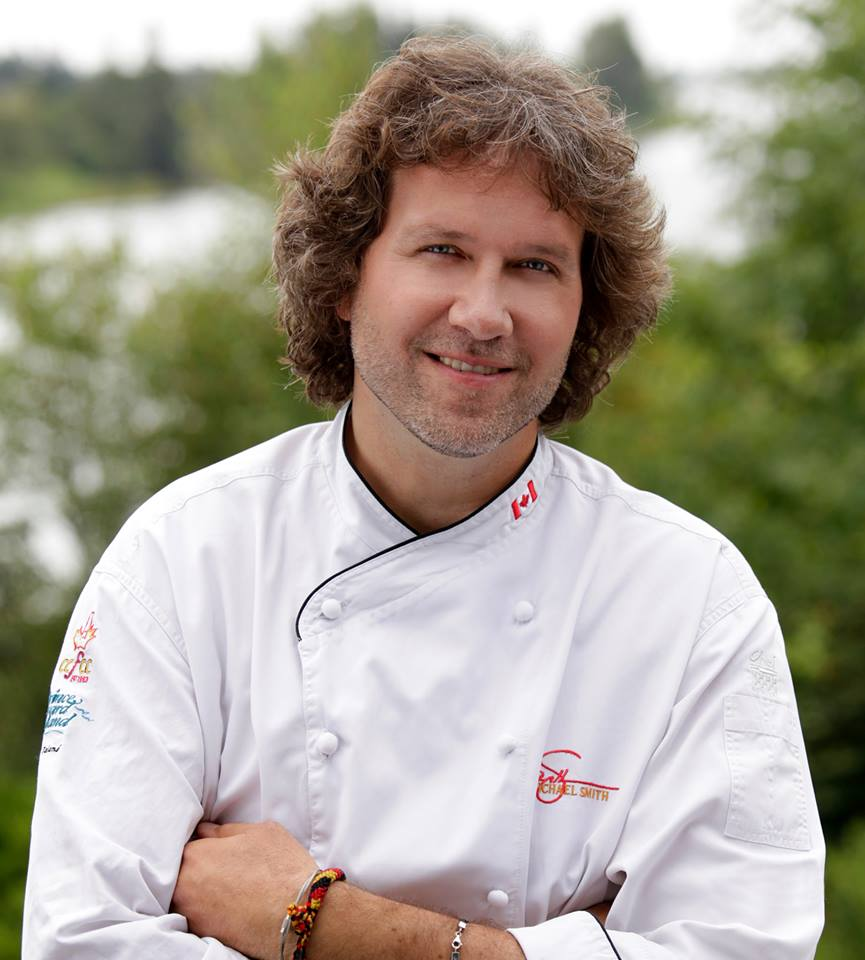Chef Michael Smith (Facebook)