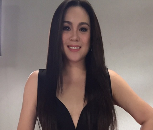 Claudine Barretto (Photo from Claudine's official Instagram account)