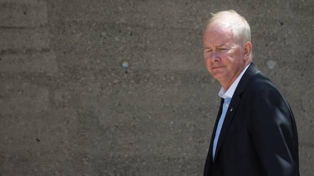 Former Vancouver Olympics boss John Furlong (Photo from the Canadian Press/Darryl Dyck)
