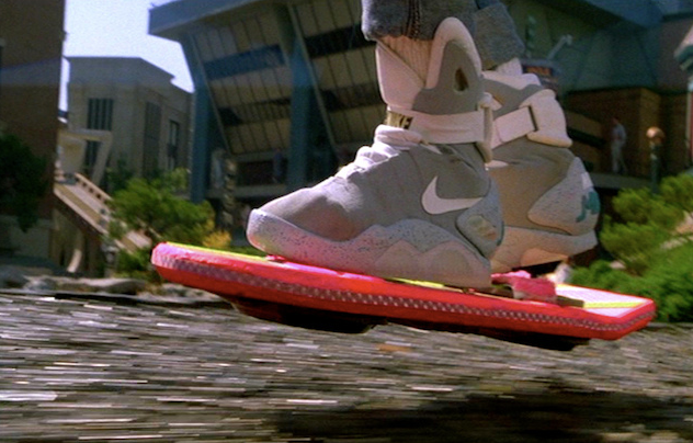 Hoverboard (Photo from Flickr/Nicholas Rumas)