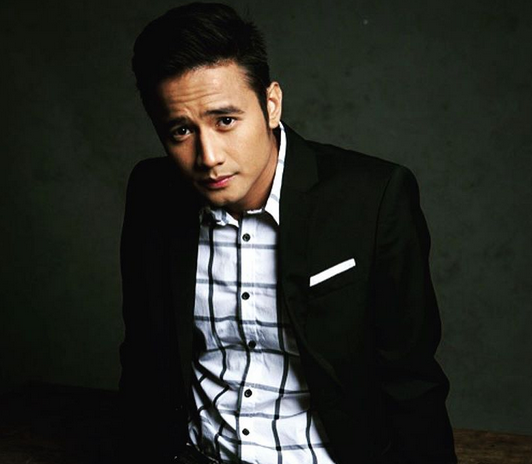 JM de Guzman (Photo from JM's official Instagram account)