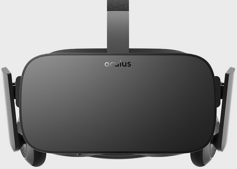 Oculus Q1 2016 (Screengrab from Oculus' website)