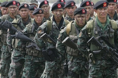 Special Action Force (SAF) men (WikiPilipinas photo)