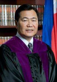 Associate Justice Antonio Carpio (Photo from the Supreme Court)