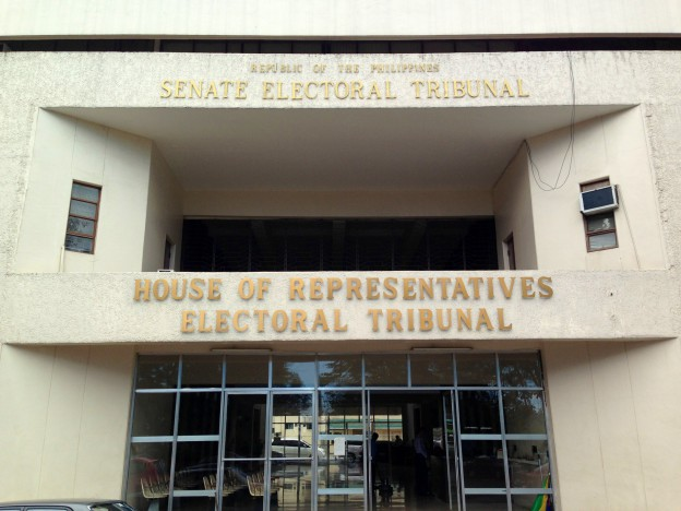 The Senate Electoral Tribunal (SET) building (Photo from the Senate of the Philippines)