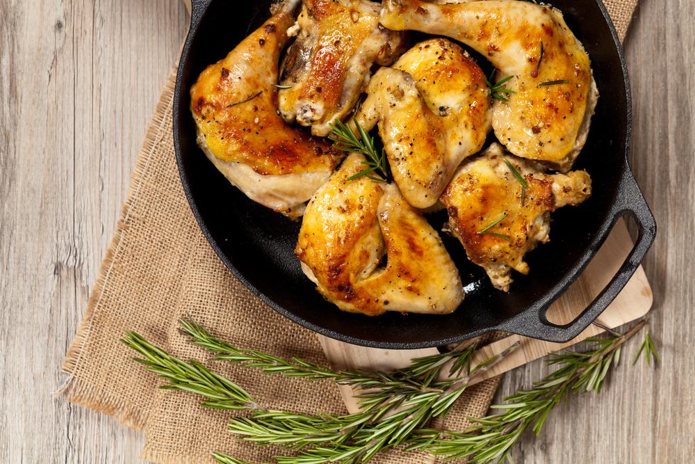 Rosemary and Lemon Chicken Thighs (Shutterstock)