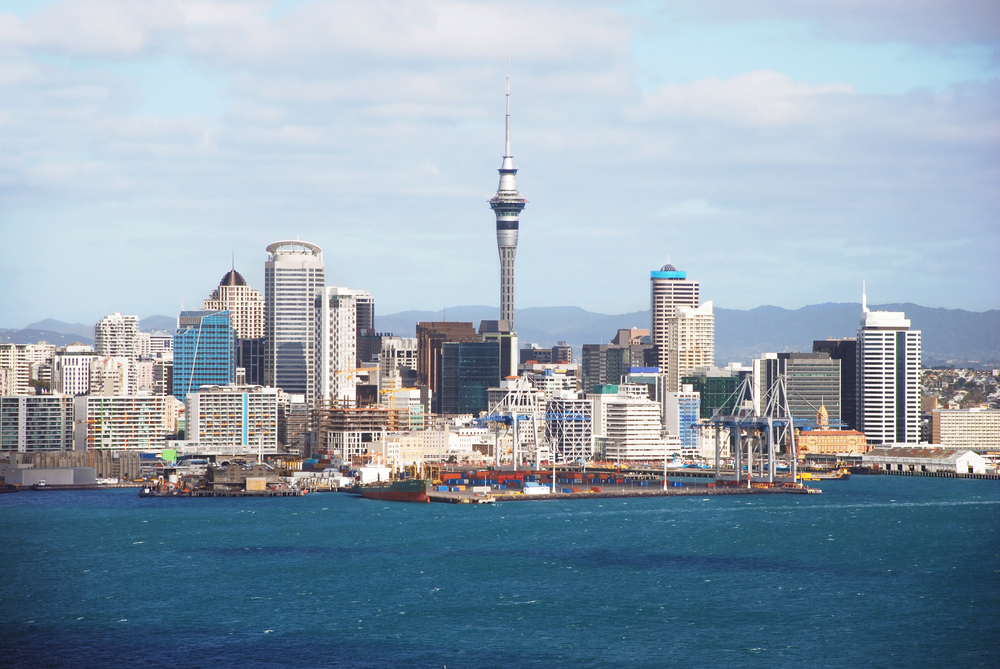Auckland, New Zealand (Shutterstock)