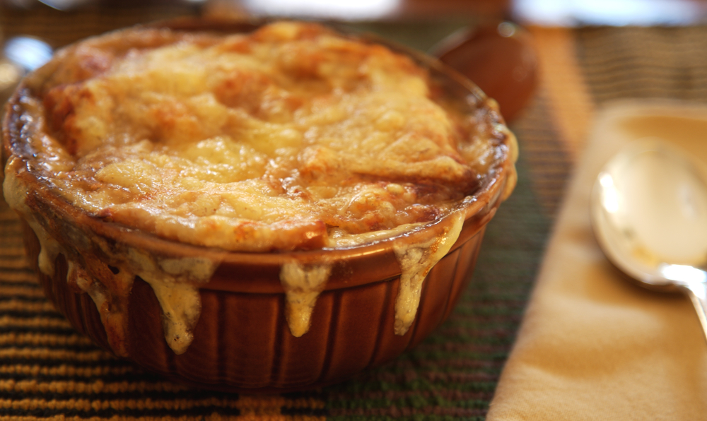 French Onion Soup (shutterstock)