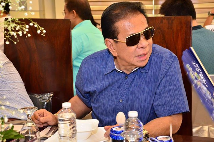 Chavit Singson (Facebook photo)