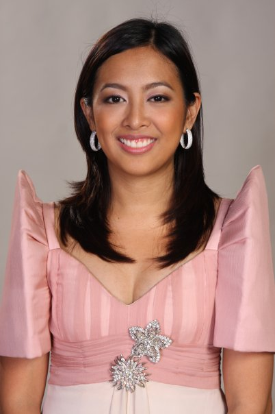 "Makati Representative Abigail ""Abby"" Binay (Facebook photo)"