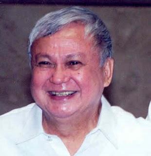 Former Senator Joker Arroyo (Facebook photo)