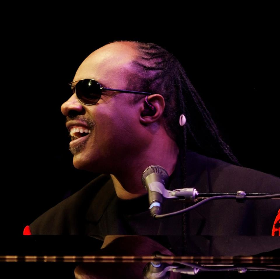 Stevie Wonder (Facebook photo)