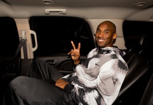 5-time NBA World Champion Kobe Bryant (Photo taken from Kobe Bryant's official Facebook fan page)