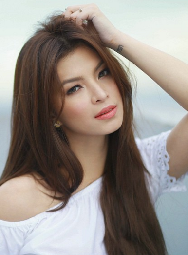 Angel Locsin (Photo from Locsin's official Instagram accoutn)